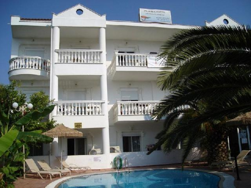 Palm Beach Hotel Apartmani
